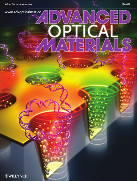 Advanced Optics cover January 2013